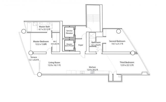 12. Floorplan