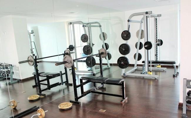 8. Gym