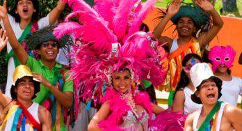 Карнавалы в Панаме 2017