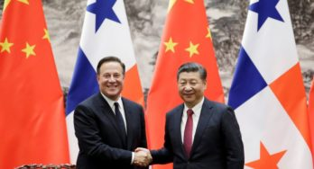 The President Xi Jinping: Panama is the new Silk Road to the Americas from China